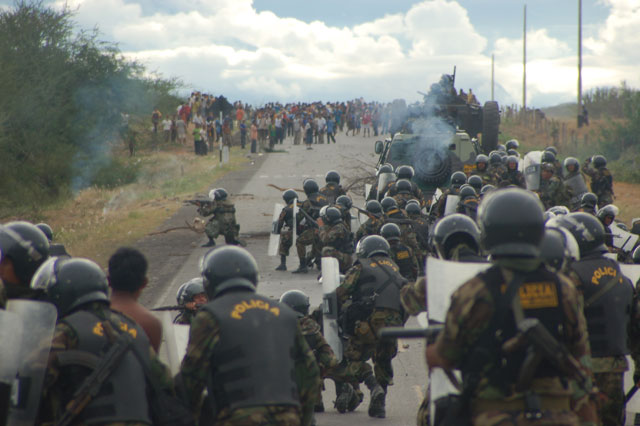 Repression in Bagua 2009 / http://www.indymedia.org/or/2009/06/925425.shtml