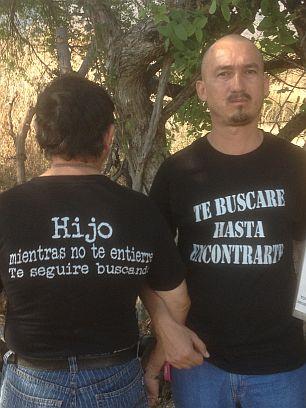 Mario Vergara Mexiko Verschundene